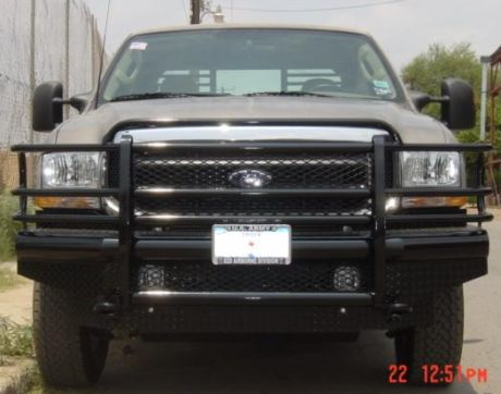 99-04 Classic Style F250/F350/Excursion with Skid Plate